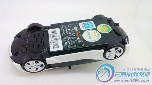奢华造型与性能 贝思特i8云电子狗促销
