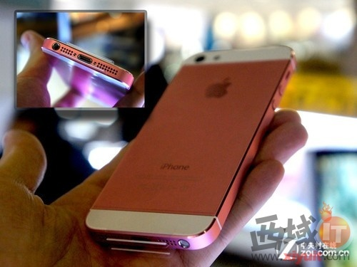 据商家描述苹果(iphone)5手机目前市面上存在6种颜色