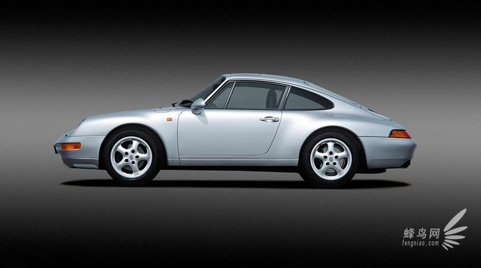 五十年前保时捷911诞生,时至今日其经典青蛙眼造型