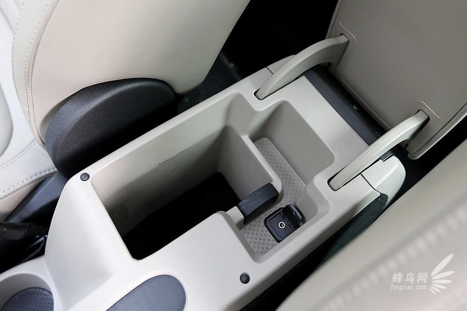 斯柯达汽车内部按钮图解