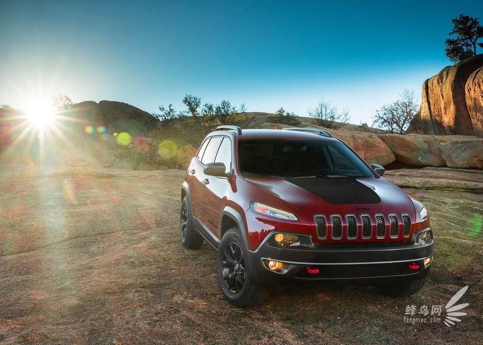 jeep自由光高清图片