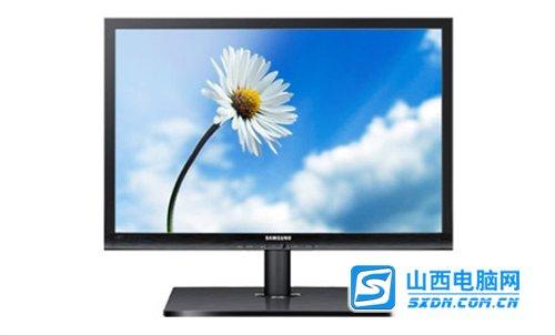 24寸广角显示器 三星S24A650D售2100元