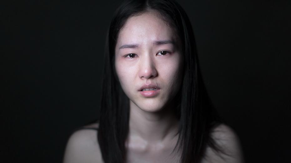哭泣的正妹 台湾摄影师镜头下的女生百态套图 第1张
