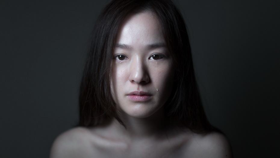 哭泣的正妹 台湾摄影师镜头下的女生百态套图-第2张