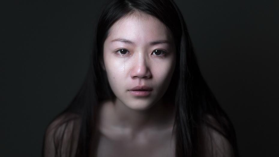 哭泣的正妹 台湾摄影师镜头下的女生百态套图