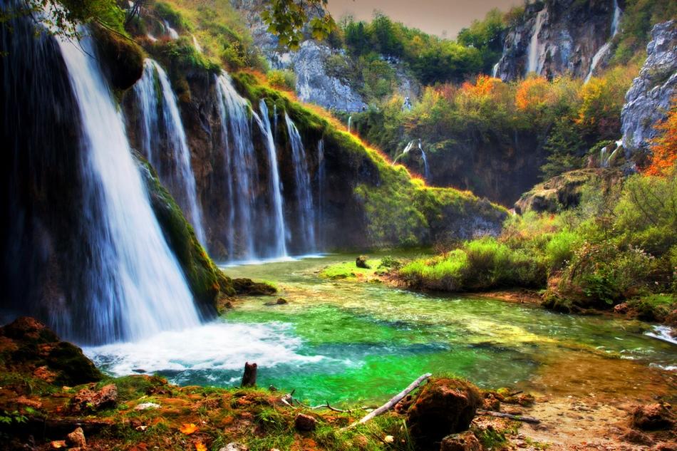 开启寻美之旅 全球最美的旅游胜地美景 组图