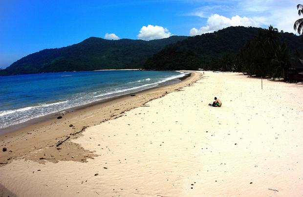 马来西亚 刁曼岛 爪拉海滩
