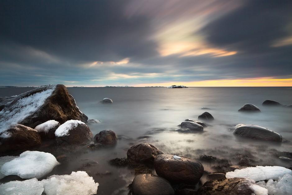 海事 摄影师用镜头记录一座海岛的悲喜 组图