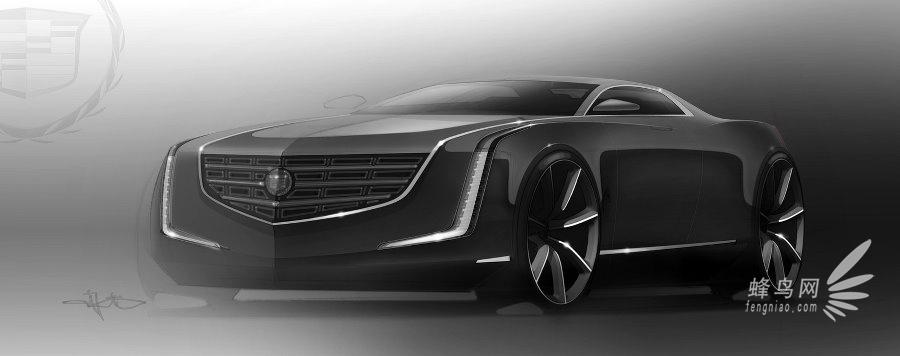 凯迪拉克概念车 福特概念车 福特概念车高清图片