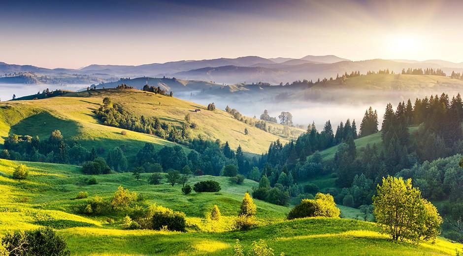 遇见最美的风景 让人心旷神怡的摄影佳作 组图