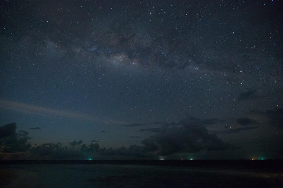 海上银河-马尔代夫柏悦哈达哈岛游记图集:风光篇套图