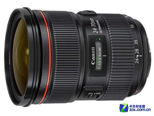 全画幅好搭档 佳能24-70mm f2.8L II报价