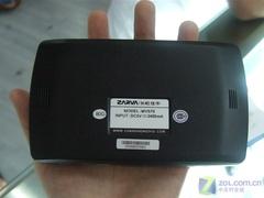 大屏硬盘MP4低价促销 80GB售价1699元