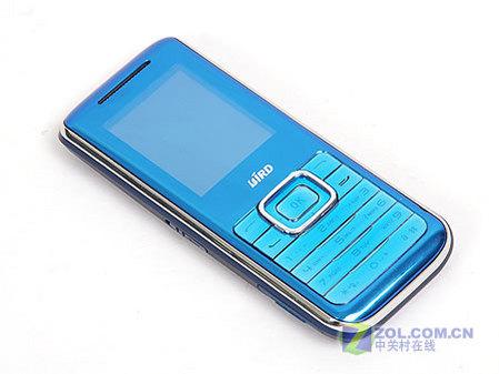 百万像素魅力蓝色波导镜面D615仅999元