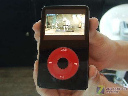 苹果ipod video