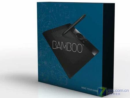 用笔代替鼠标? WACOM新品BAMBOO发布