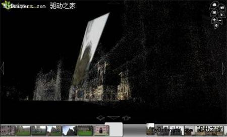 支持IE 微软3D图片浏览器首次投入商用