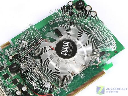 DX10入门显卡 富彩8500GT暴龙版测试