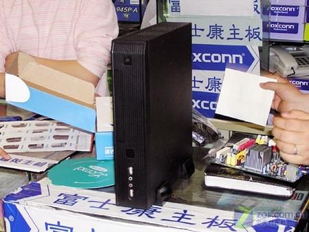 威盛MM机箱CPU主板显卡准系统仅需799元