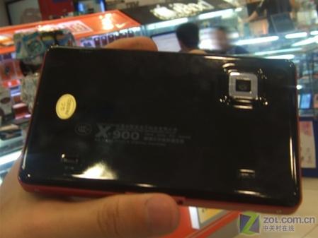 带手柄游戏MP4 歌美X900热销价1099元