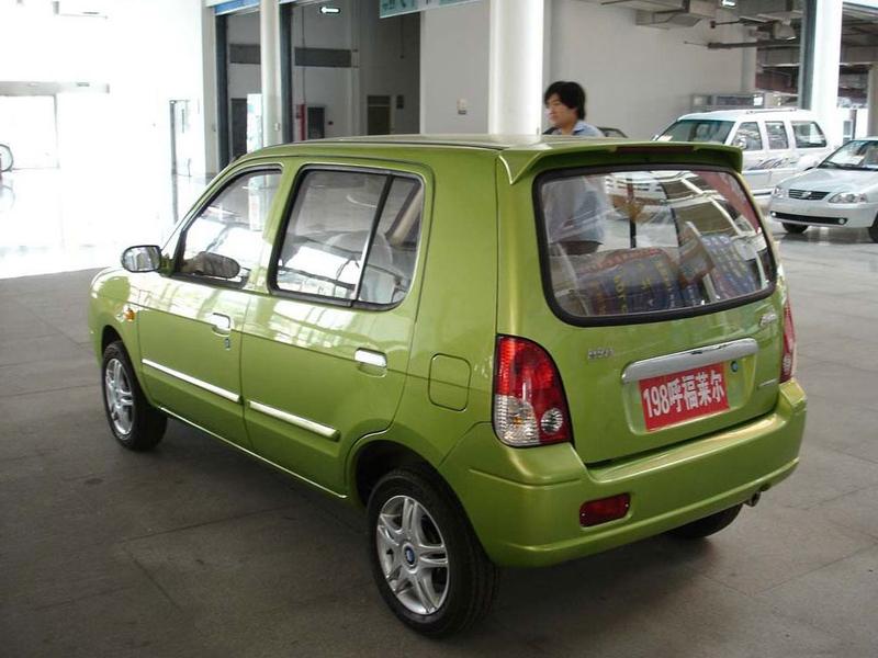 出售06年比亚迪福莱尔轿车高清图片