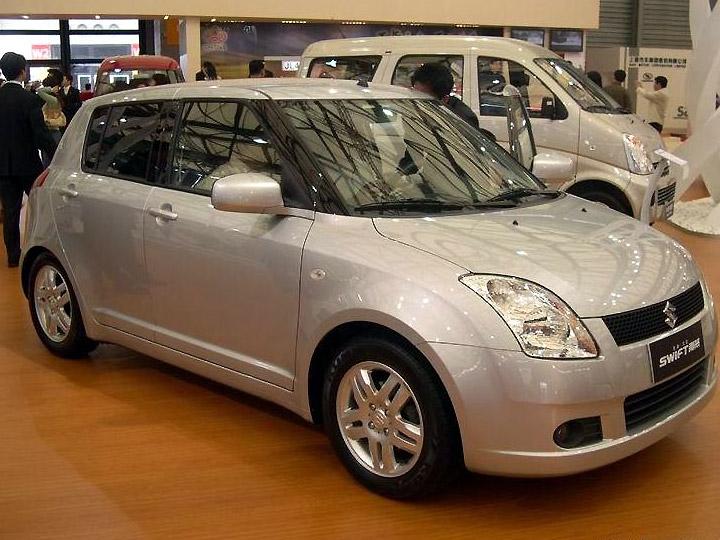 大图片 长安铃木 雨燕1.3mt 舒适型图 长安铃木国产汽车组图高清图片