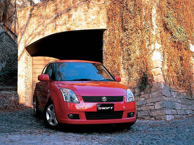 长安铃木 雨燕1.3mt 舒适型图片 长安铃木国产汽车清晰大图高清图片