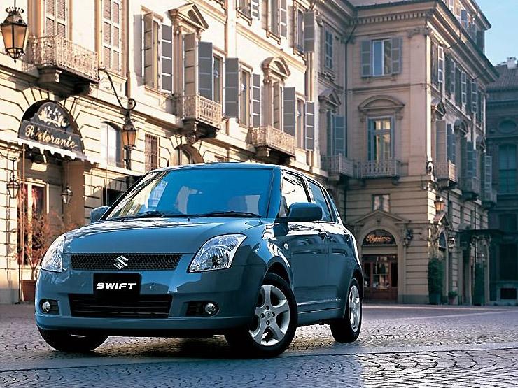 欣赏 长安铃木 雨燕1.3mt 舒适型大图 长安铃木国产汽车图片高清图片