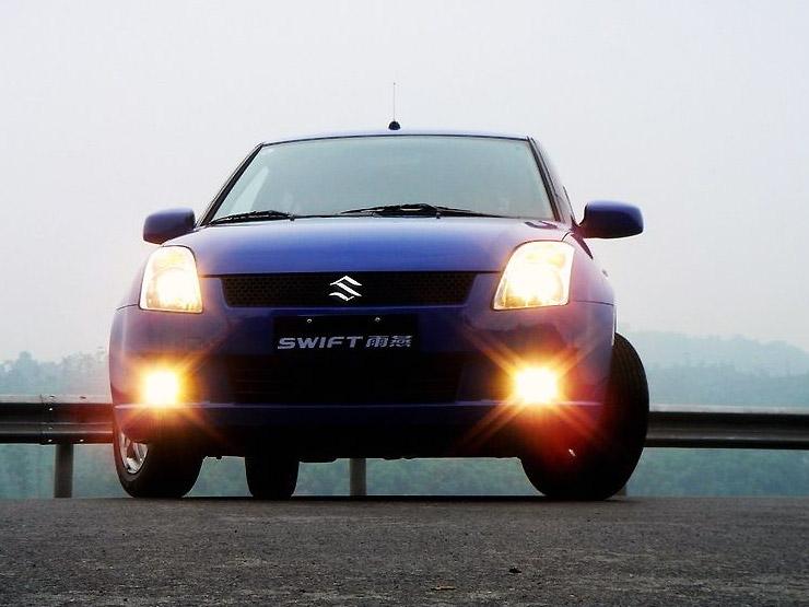 长安铃木 雨燕1.3mt 超豪华型组图 长安铃木国产汽车清晰大图高清图片