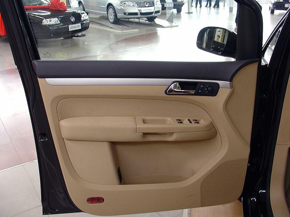 上海大众 途安2.0l 5座自动舒适图酷 上海大众国产汽车酷图欣高清图片