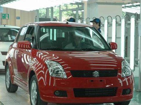 长安铃木 雨燕1.3mt 豪华型产品图片 长安铃木国产汽车图酷高清图片