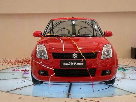 图酷 长安铃木 雨燕1.3mt 豪华型图片库 长安铃木国产汽车图高清图片