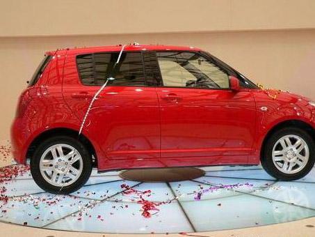欣赏 长安铃木 雨燕1.3mt 豪华型大图 长安铃木国产汽车图酷高清图片