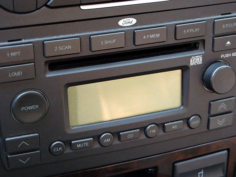 长安福特 蒙迪欧 2.0经典型图片高清图片