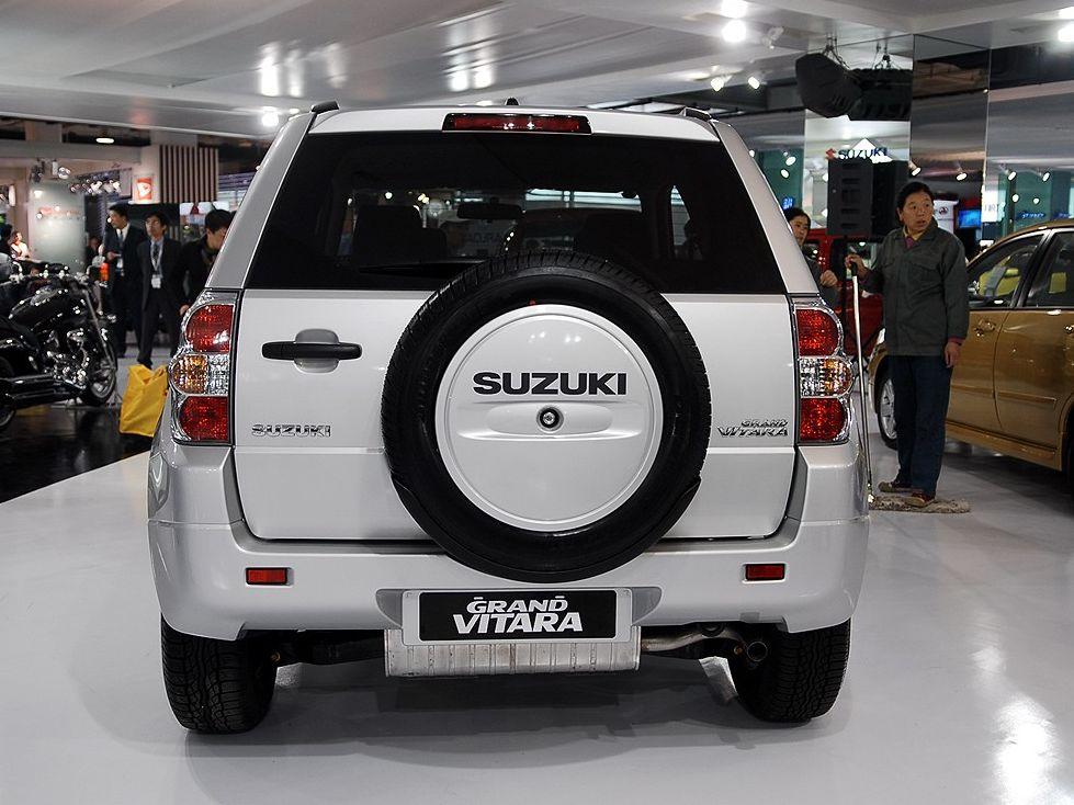 清晰大图片 铃木 超级维特拉 1.6 MT基本型 图库 铃木进口汽车图片库高清图片