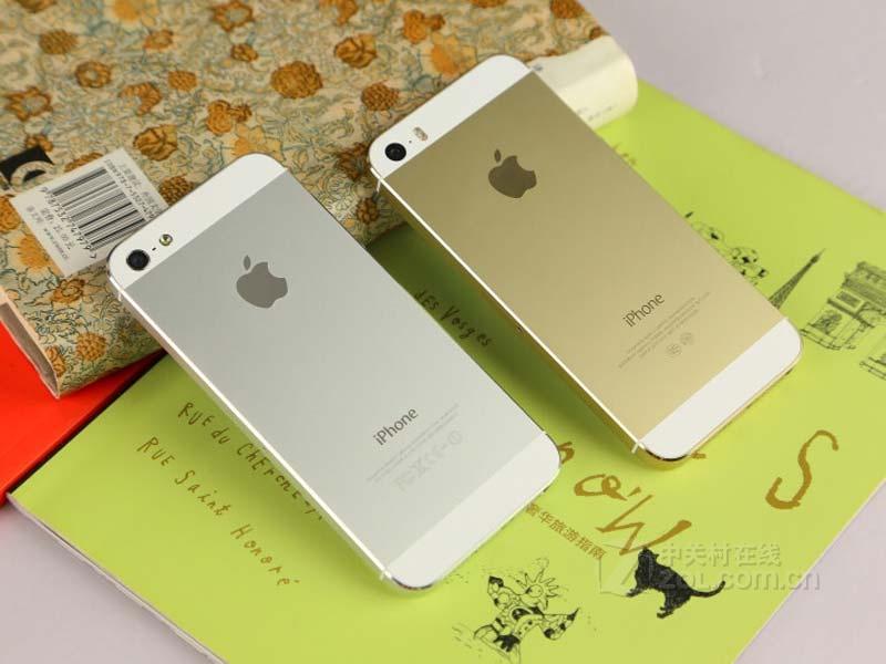 依旧潮流 苹果iphone5s重庆售价2680元