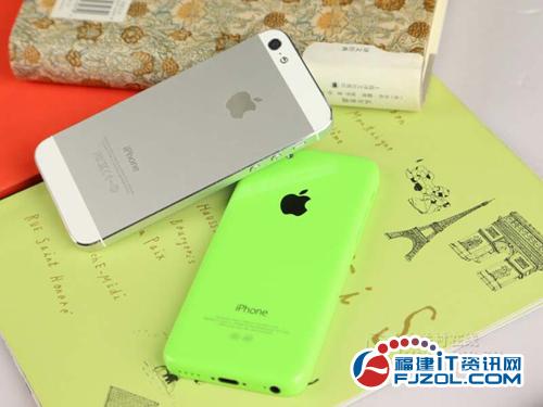 超有性价比苹果手机iPhone5C仅3450元-专员苹果视频制作图片