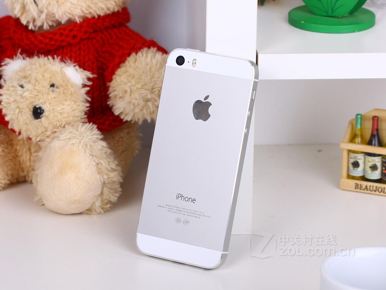 新年送好礼 苹果iphone 5S仅售4280元