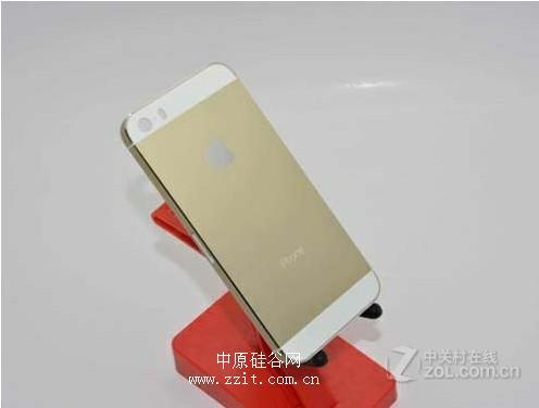 苹果iphone 5s土豪金售5888
