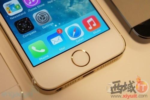 土豪iPhone5S金色苹果南充v土豪5600元安卓金手指4.5图片