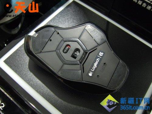 乌鲁木齐罗技g602无线游戏鼠标售449元
