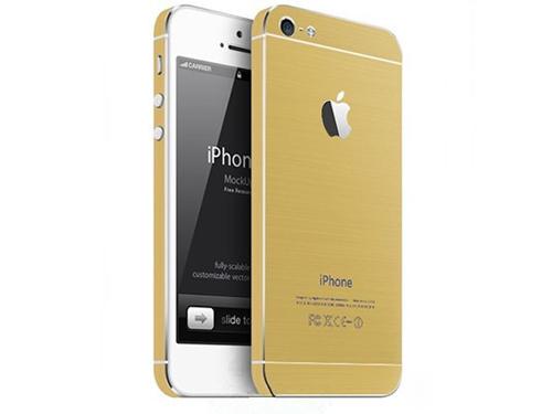武汉汉口iPhone5S电信V版土豪金仅5990-苹果