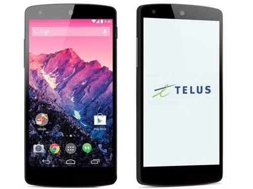 谷歌血统 骁龙800 LG Nexus 5售3150元