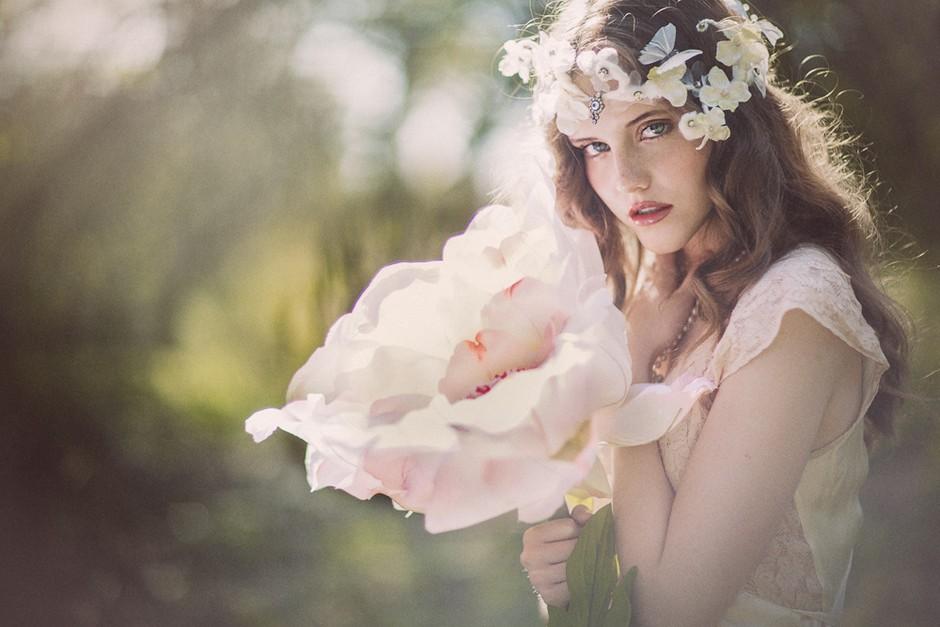 如何将时尚人像与森女风更好的自然融合套图-第6张图片