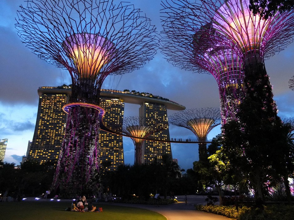 世界上最干净的城市 新加坡秀丽城市风光套图-第33张