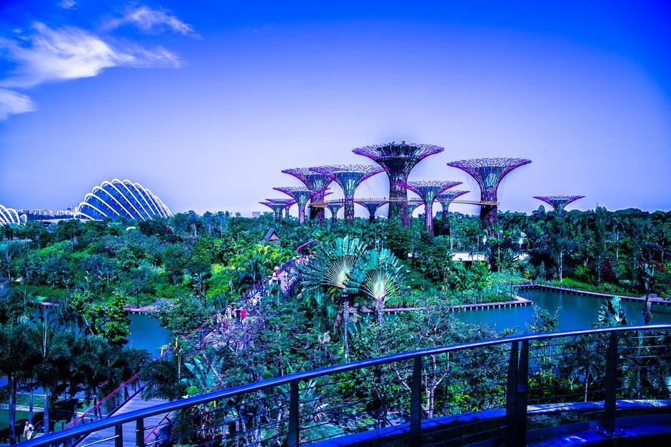 世界上最干净的城市 新加坡秀丽城市风光套图-第40张
