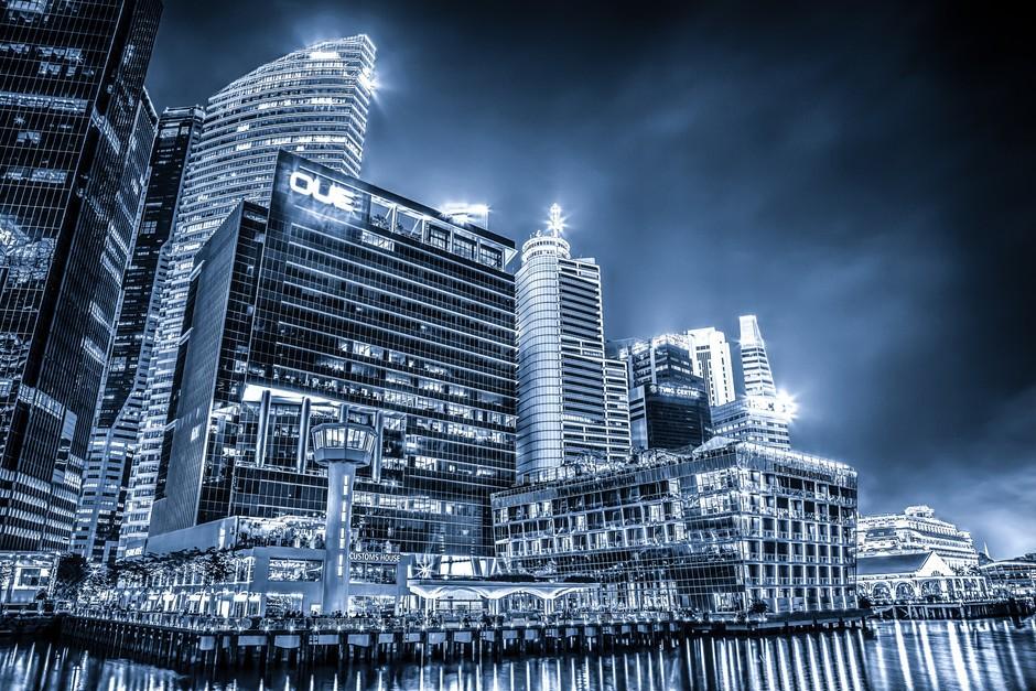 世界上最干净的城市 新加坡秀丽城市风光套图-第39张