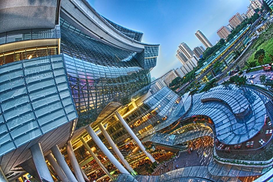 世界上最干净的城市 新加坡秀丽城市风光套图-第37张