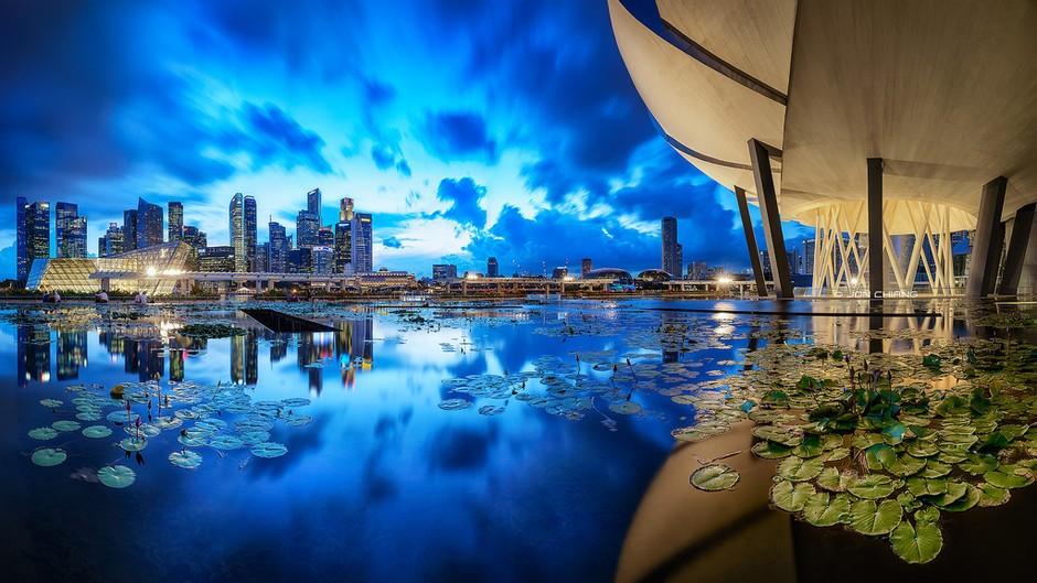 世界上最干净的城市 新加坡秀丽城市风光套图-第15张