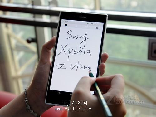 索尼xl39h(xperia z ultra)高清图片